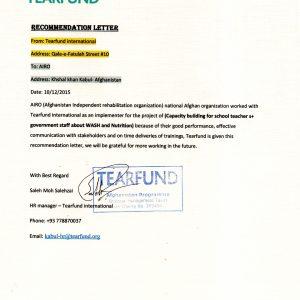 Tears Fund International