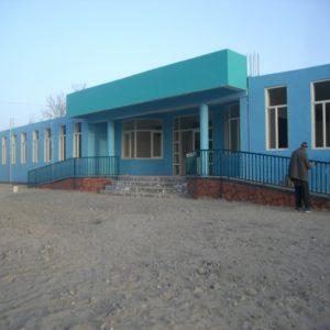 AIRO Construction of Jahan Malika School in Ghazni Province