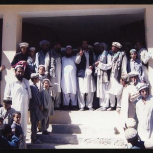 AIRO End of Construction Closing Ceremony in Paktika Province
